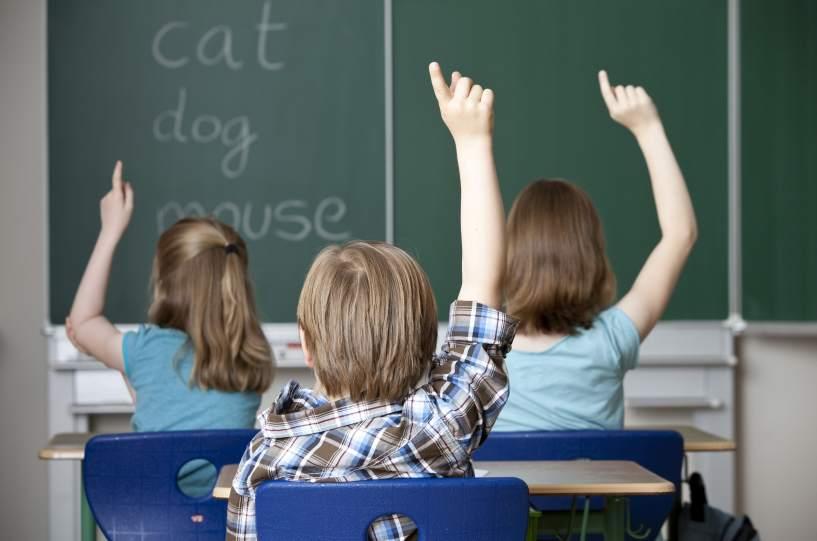 Clases de idiomas para alumnos de primaria en dilo idiomas